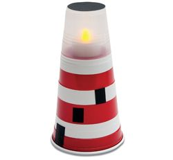 How to make a Mini Lighthouse