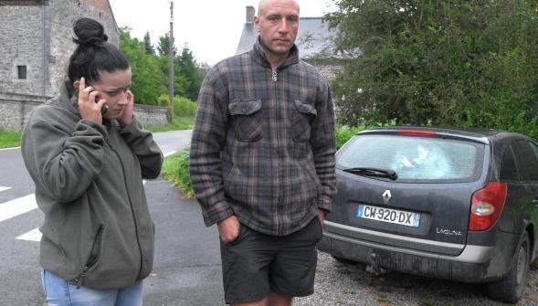 Avesnes-sur-Helpe : le couple qui dort dans sa voiture reçu ce mardi après-midi à la mairie http://vdn.lv/zmT9wT