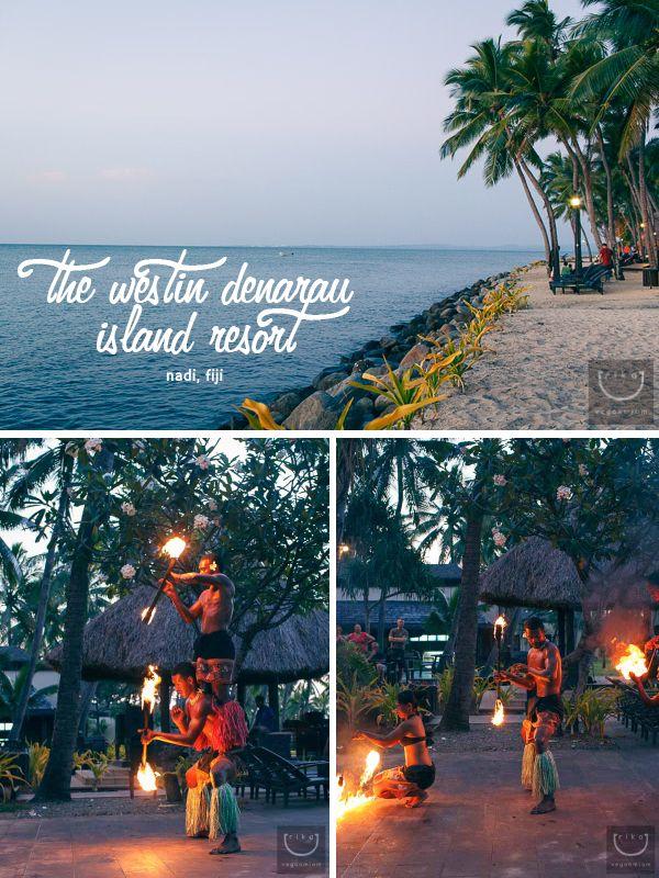 Review: The Westin Denarau Island Resort & Spa, Nadi, Fiji   vegan miam