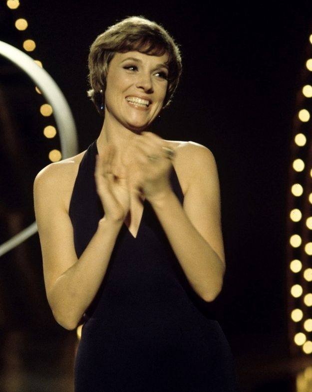 Happy birthday, Julie Andrews! Herewith, 77 vintage photos of a truly wonderful woman.