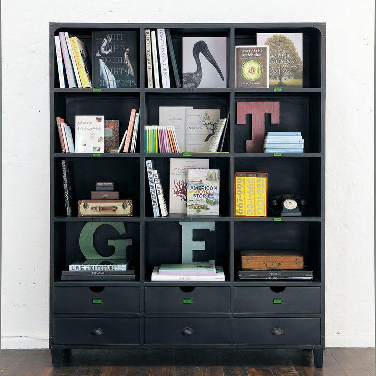 Boekenkast boekenkast perspectief afbeeldingen : 56 best Design Kasten & Opbergers images on Pinterest   Modern ...