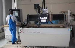 Центр Технологического Обеспечения - Академпарк гидроабразивная резка