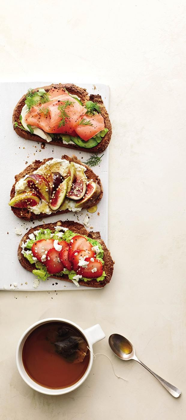 10 Delicious Ways to Get Your Toast Fix #Recipe