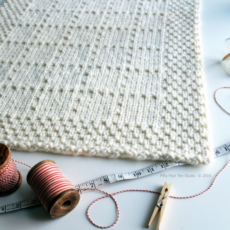 Ravelry: Brookside Blanket pattern by Fifty Four Ten Studio