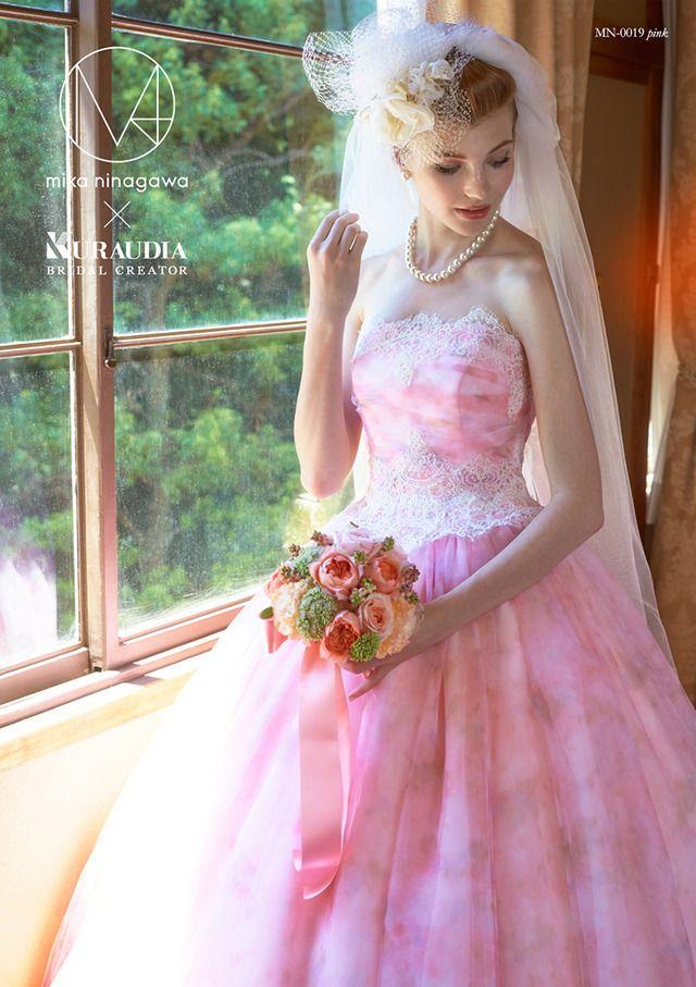 蜷川実花ディレクションのウェディングドレス第2弾がお披露目。ブライズルームも大阪にオープン 21枚目