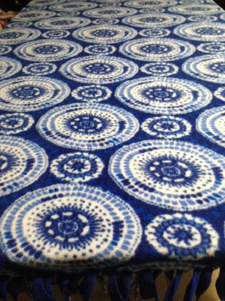 As 25 Melhores Ideias De Fleece Knot Blanket No Pinterest