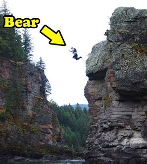 Bear Grylls Jump