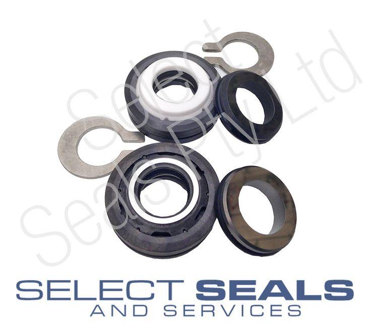 Flygt CP 3102.090 Pump Mechanical Seals, Upper and Lower 592 01 08 & 592 01 06 #Flygt