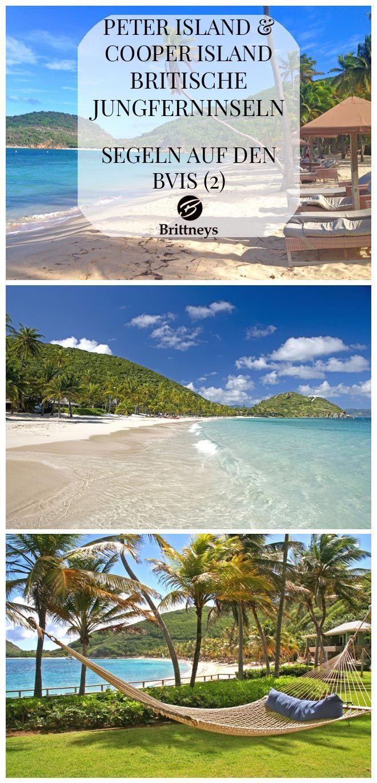 How Big Is Cooper Island Bvi