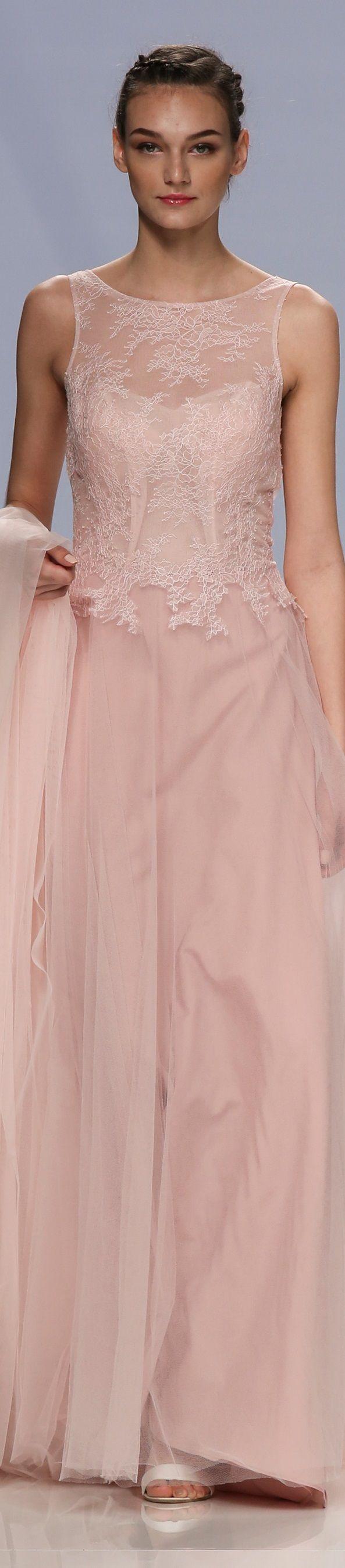 Mejores 528 imágenes de PINK BLUSH WEDDING DRESS en Pinterest ...