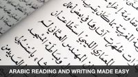 Visit our site https://www.udemy.com/arabic-reading-and-writing-made-easy-course/?previewLandingPage=1 for more information on Learning Arabic.Learning various languages nowadays is very easy as there are several websites that can provide you online tutorials about the language you prefer to learn. Learning Arabic has many benefits.If you are interested in Learning Arabic, online courses will help you to learn Arabic.