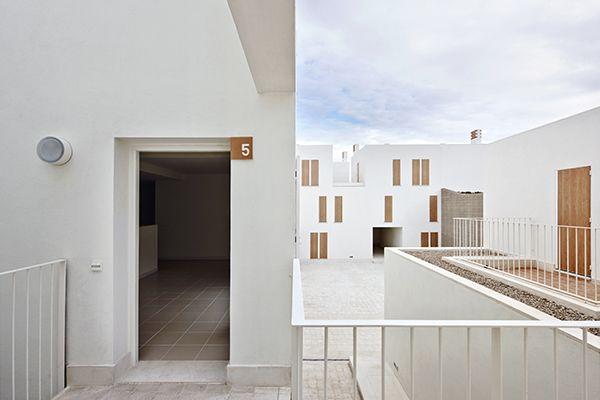 SOCIAL HOUSING IN SA POBLA @ Balearic Islands, Spain, 2012 by Ripoll Tizon