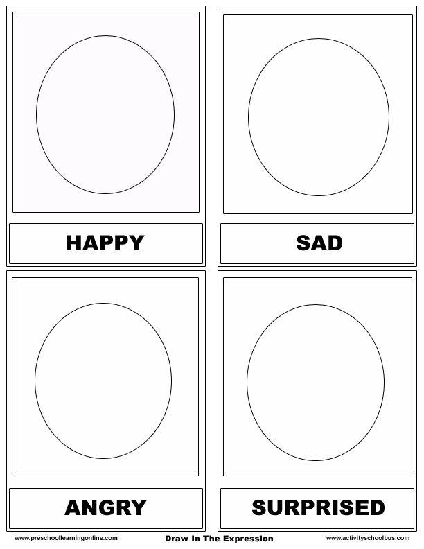 identify emotions preschool worksheets free emotion flashcards printable flashcards for kids - Free Printable Toddler Worksheets