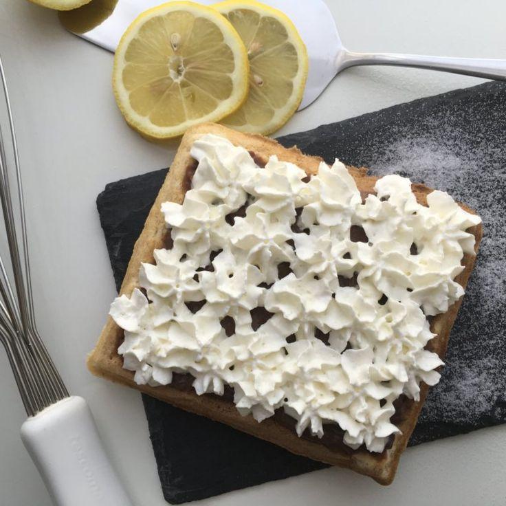 Recept: Francia waffel inzulinrezisztenseknek is   Stop Sugar