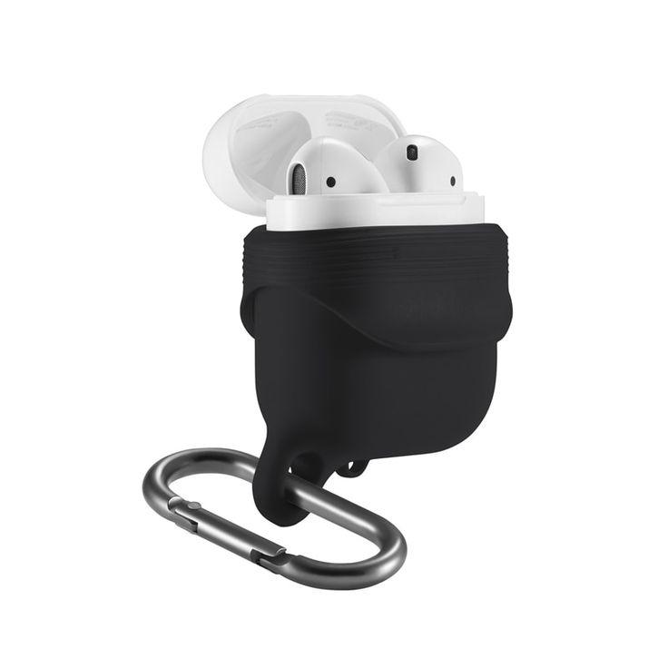 Airpod Case Cover Waterproof Sport Silicone Vinyl Skin Protective Shockproof Aesthetic Keychain Earphone Case Bluetooth Wireless Earphones Wireless Earphones