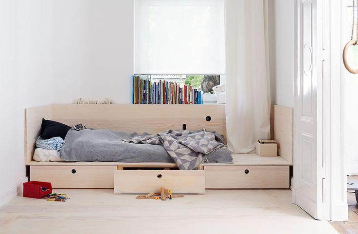 Jäll & Tofta // Inspirierendes Familienzuhause mit cleverem Stauraum