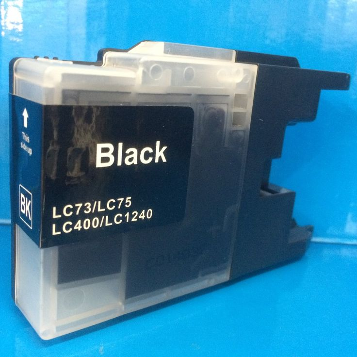 LC1220 LC1240 LC1280 4 X BLACK BROTHER MFC-J5910DW ETC. INK CARTRIDGES Non OEM