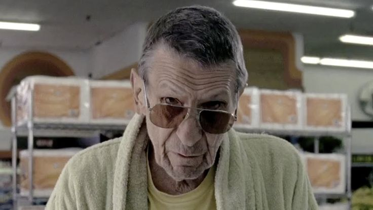 Bruno Mars - The Lazy Song [ALTERNATE OFFICIAL VIDEO] fea. Leonard Nimoy