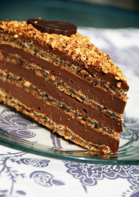 Lješnjak  Nutella torta
