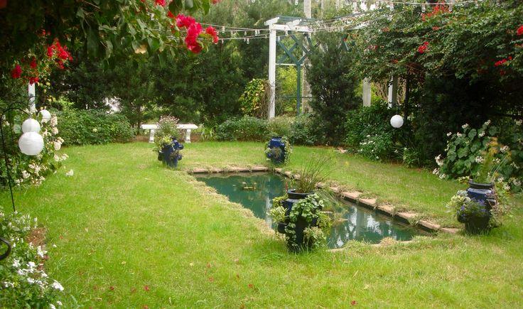 Pin de mercado de casas en ideas para jard n exterior for Ideas paisajismo jardines