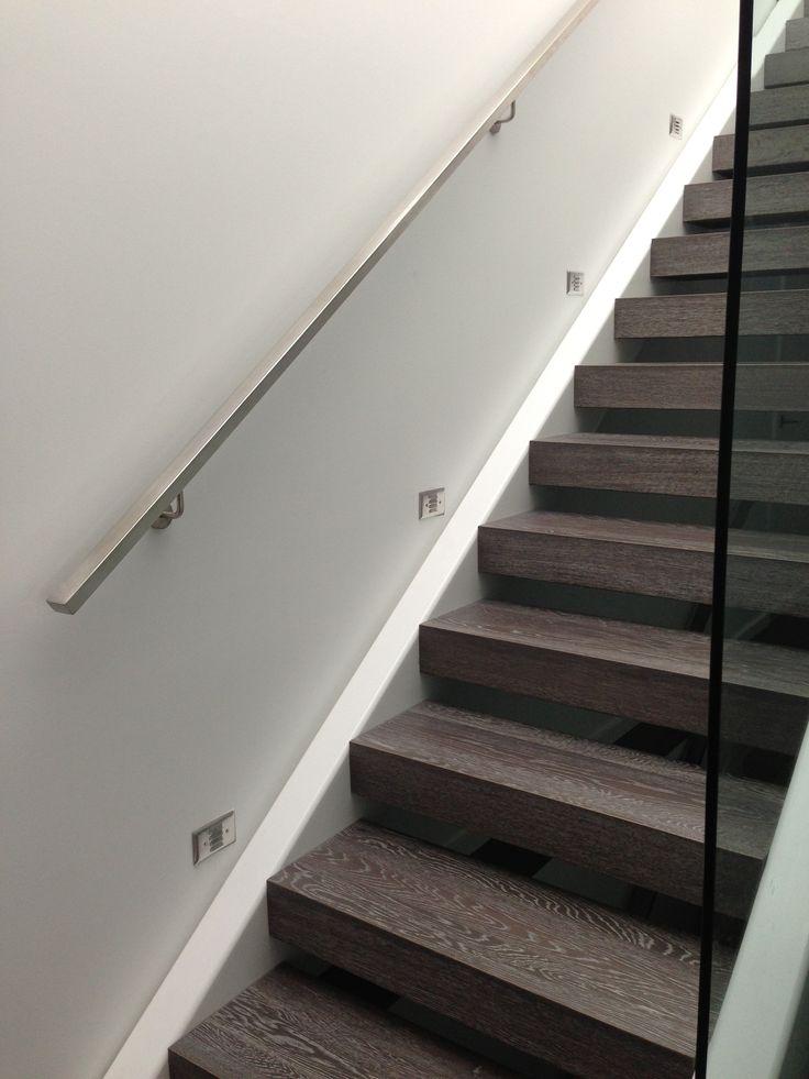 best 25 hand railing ideas on pinterest stair case. Black Bedroom Furniture Sets. Home Design Ideas