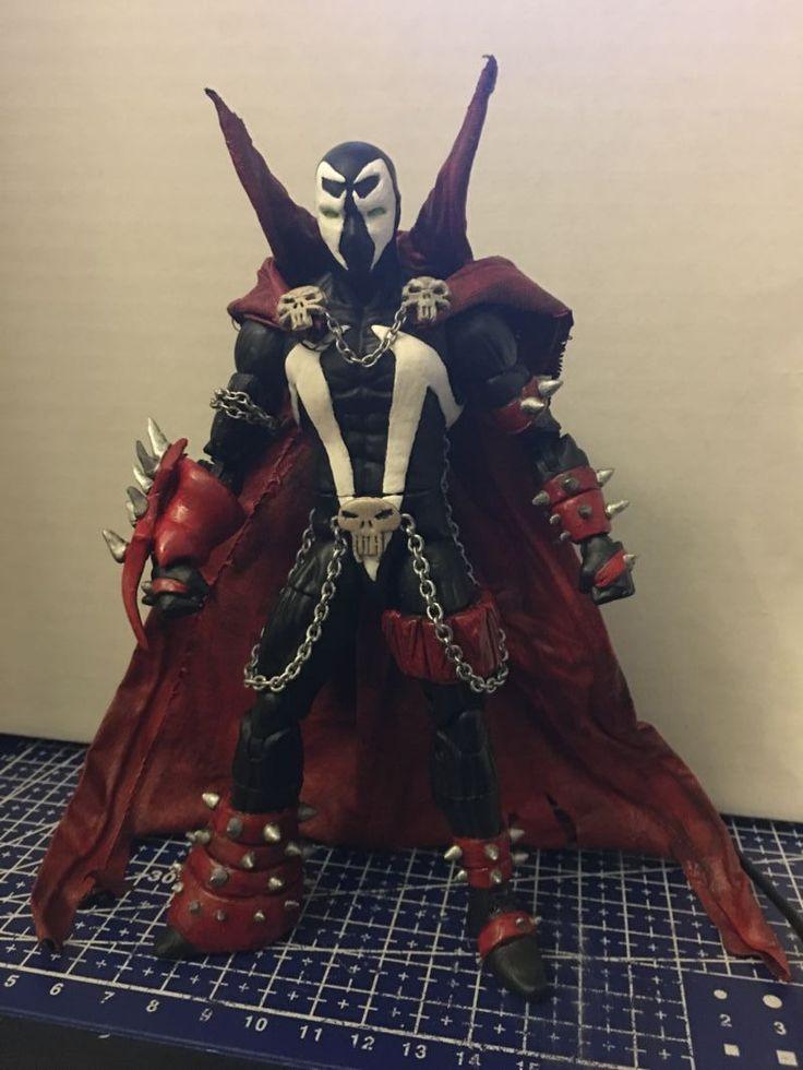 Spawn (Marvel Legends) Custom Action Figure