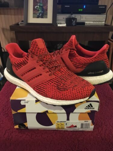 e7e6e00b61682 Details about Mens Adidas Ultra Boost 3.0 Energy red size 12 ...