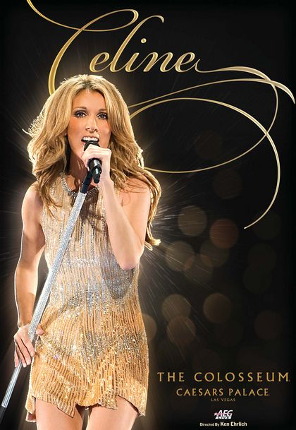 2 Front Orchestra Tickets to see Celine Dion in Las Vegas and Take Home 2 Autographed CDs