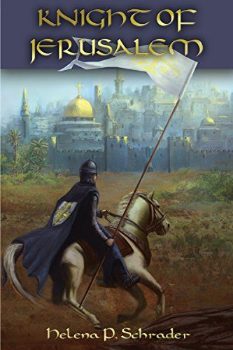 Knight of Jerusalem: A Biographical Novel of Balian d'Ibelin:   Balian, the landless son of a local baron, goes to Jerusalem to seek his fortune. Instead, he finds himself trapped into serving the young prince suffering from leprosy, an apparent sentence to obscurity and death. But the unexpected death of King Amalric makes the leper boy King Baldwin IV of Jerusalem, and Balian's prospects begin to improve./pbr /The Byzantine princess Maria Comnena is just thirteen years old when she a...