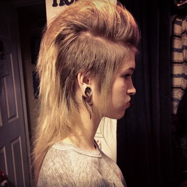 HD wallpapers mohawk hairstyle diy