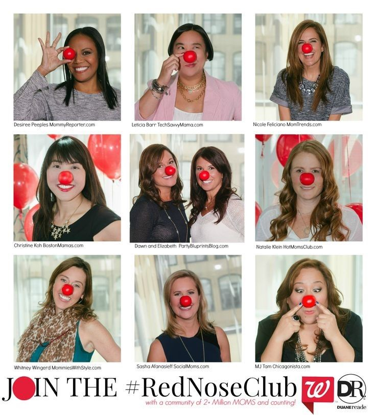 What is Red Nose Day? - Carusele