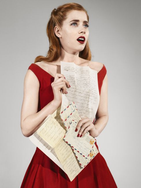 "Amy Adams - ""Heroine Chic"" by Sofia & Mauro for The New York Times"