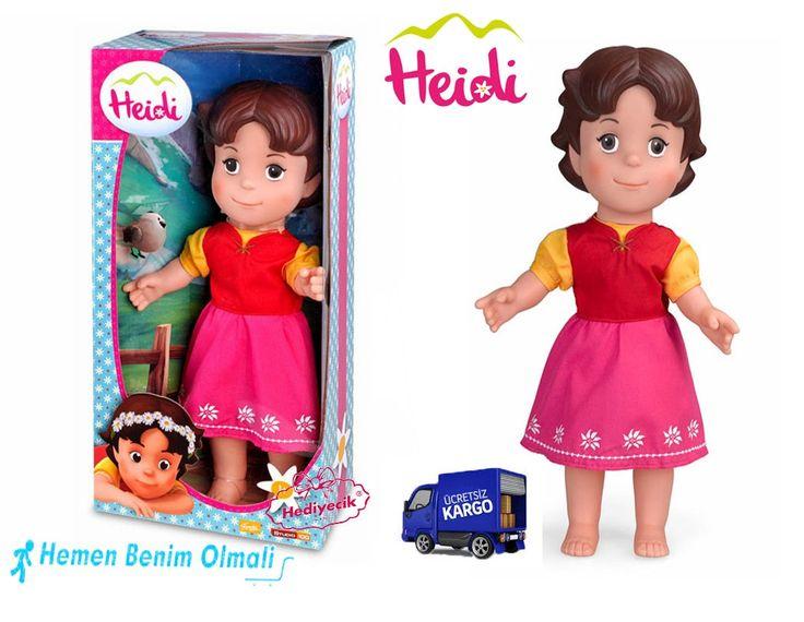 Heidi Oyuncakları Heidi Et Bebek 40 Cm