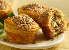 Breakfast Baklava - I would eat this for breakfast, lunch AND dinner!
