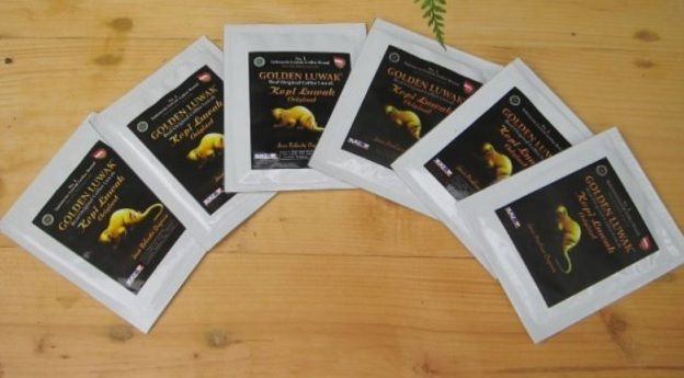 Buy 5 Get 3 Free Genuine 100% pure Arabica Wild Civet Coffee Fresh Roasted Bean