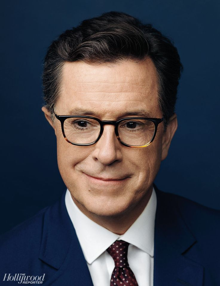 Stephen Colbert 2020 (either as himself or as the character he used to play)