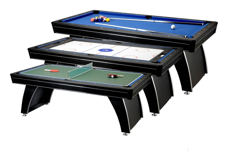 3 in1 Fat Cat Phoenix Multi-Game Table. Play all the classic arcade games without taking up too much space! serenityhealth.com