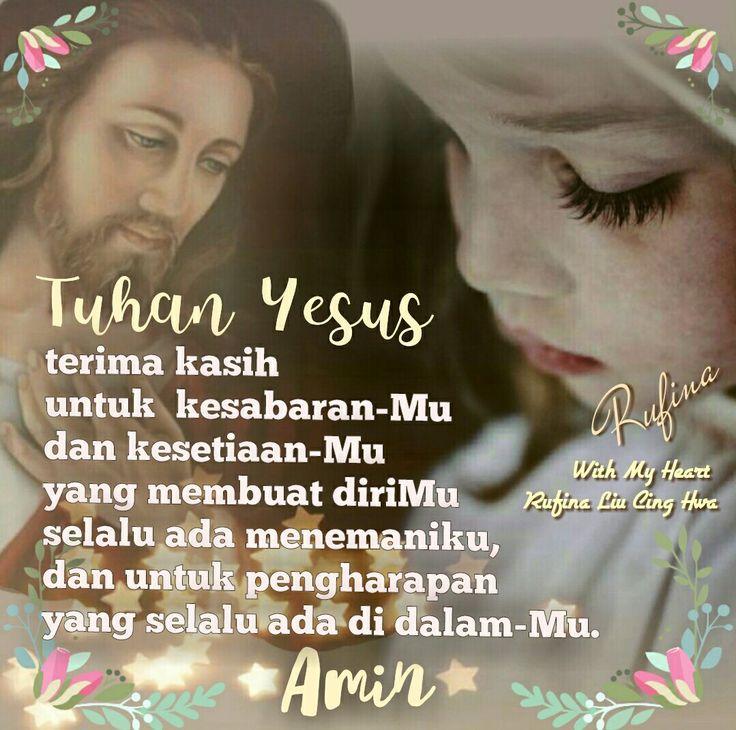"With My Heart ✨... :: (_( *: (=' :') :* •.. (,("")("")¤°´¯`» •ღღ• Good Night •ღღ• ~  2 Tesalonika 2:16  Dan Ia, Tuhan kita Yesus Kristus, dan Allah, Bapa kita, yang dalam kasih karunia-Nya telah mengasihi kita dan yang telah menganugerahkan penghiburan abadi dan pengharapan baik kepada kita,"