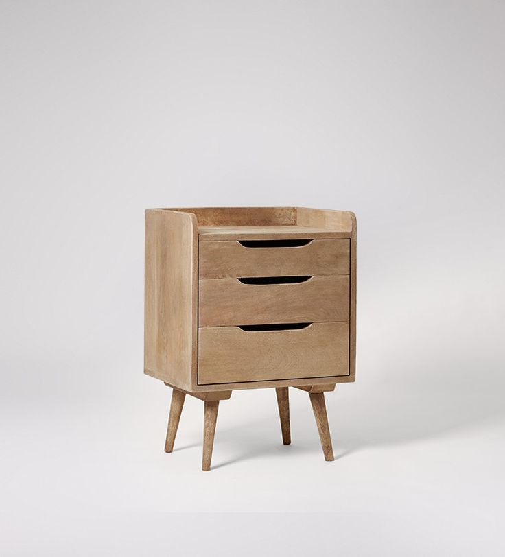 Randall Bedside Cabinet | Swoon Editions