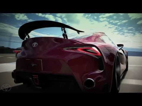 Beginning January 14, The Toyota FT 1 Concept Will Be Available As A  Download
