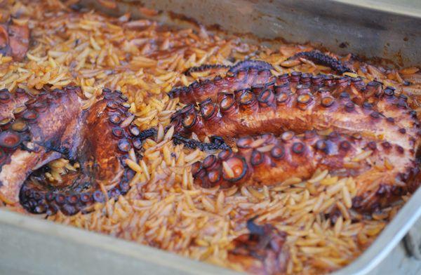 Χταπόδι γιουβέτσι - Συνταγές Μαγειρικής - Chefoulis