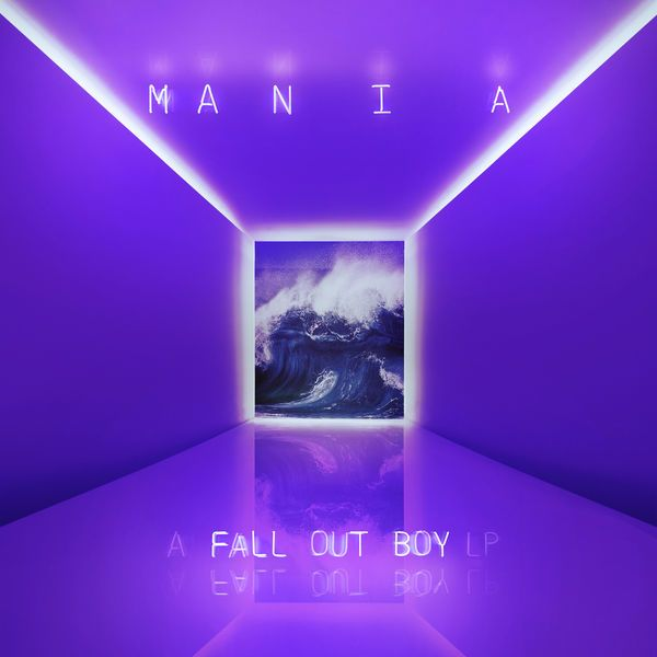 """Listen to """"HOLD ME TIGHT OR DON'T"""" by Fall Out Boy   #LetsLoop #Music #NewMusic   LetsLoop.com/New-Music"""