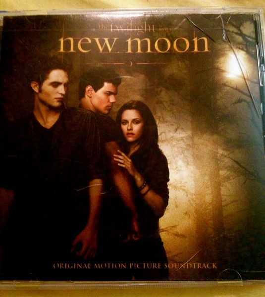 Soundtrack from the movie Twilight New Moon