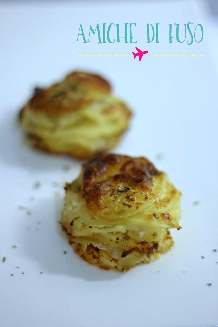 Mini gratin di patate