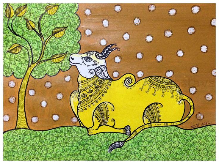 pepupstreet.com, Gond, tribal art, Indian art, Pep Up Street