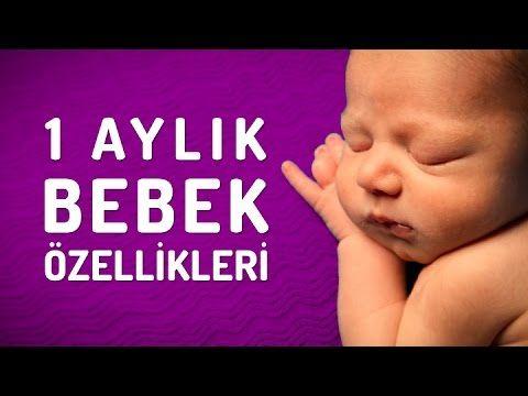 1 Aylık Bebek Özellikleri Nelerdir? (Yenidoğan Bebekler) ● www.bebek.tv