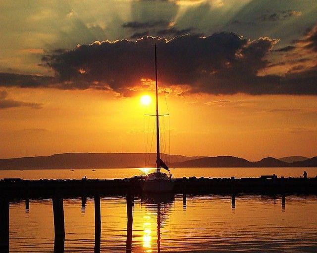 A nap képe