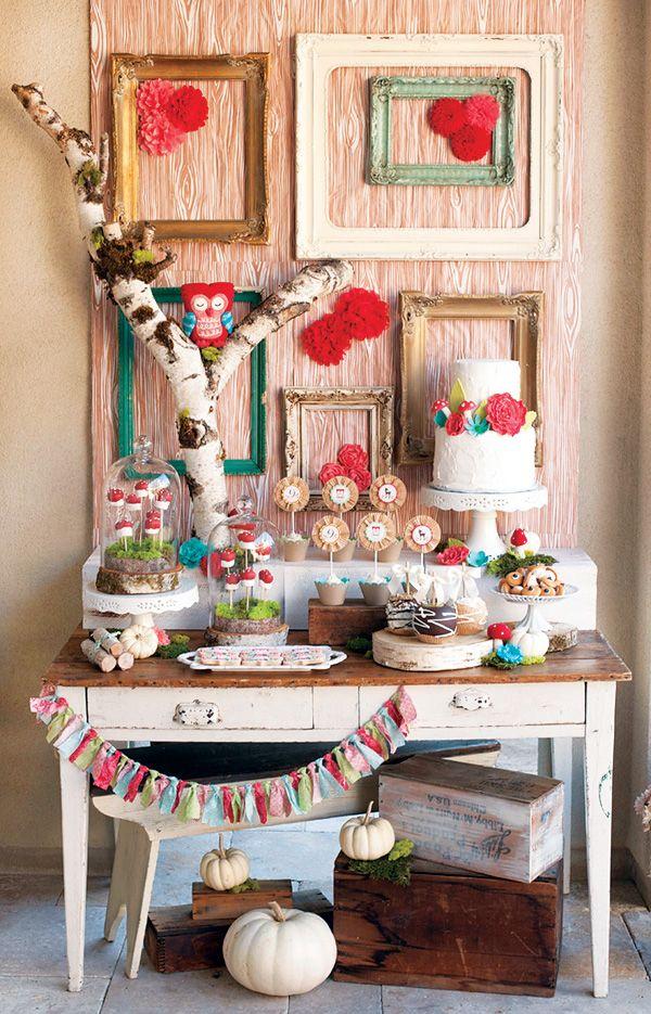 Uma mesa perfeita, apenas <3