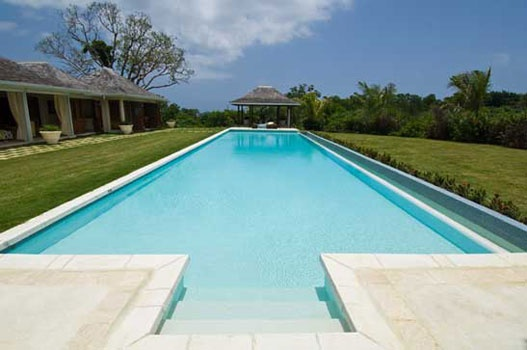 I could swim here!