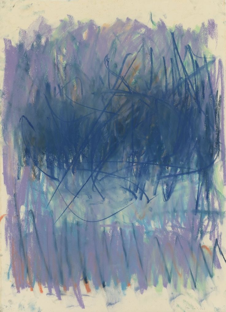 Untitled, 1977 Joan Mitchell